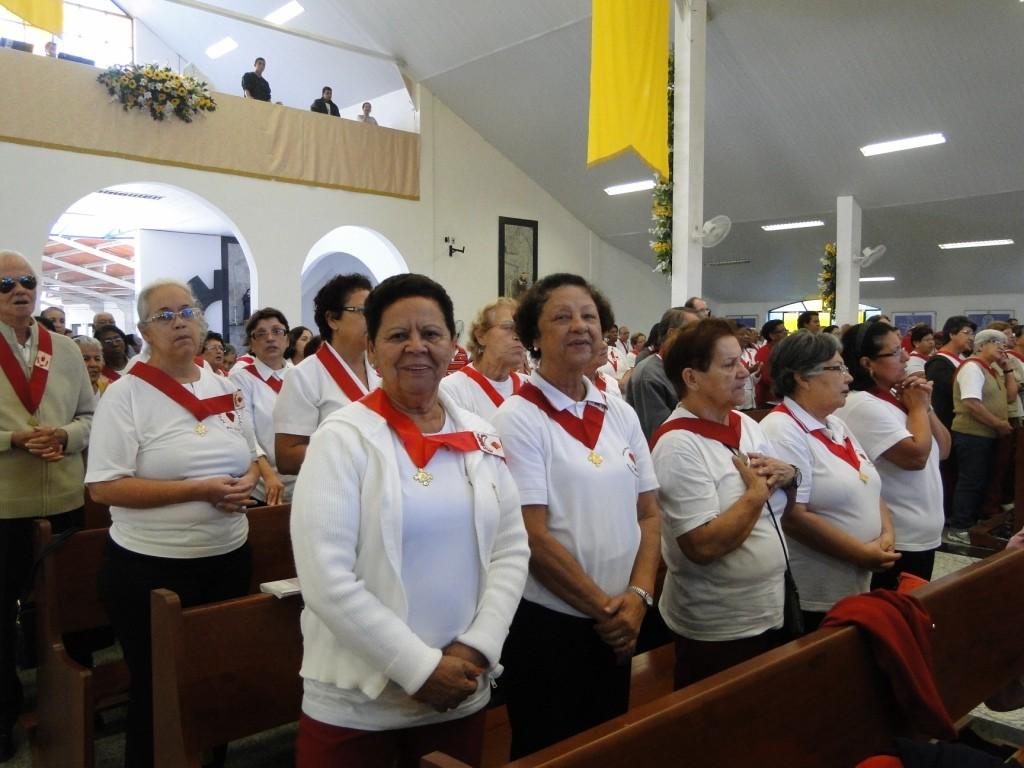Encontro Diocesano do Apostolado da Oração 2014 (Igreja São José Operário – Village)