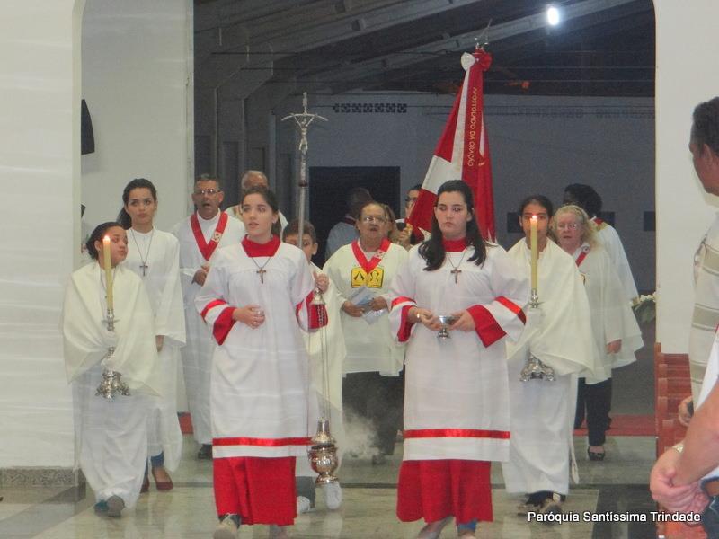 Entrega das Insignas (Igreja São José Operário – Village)