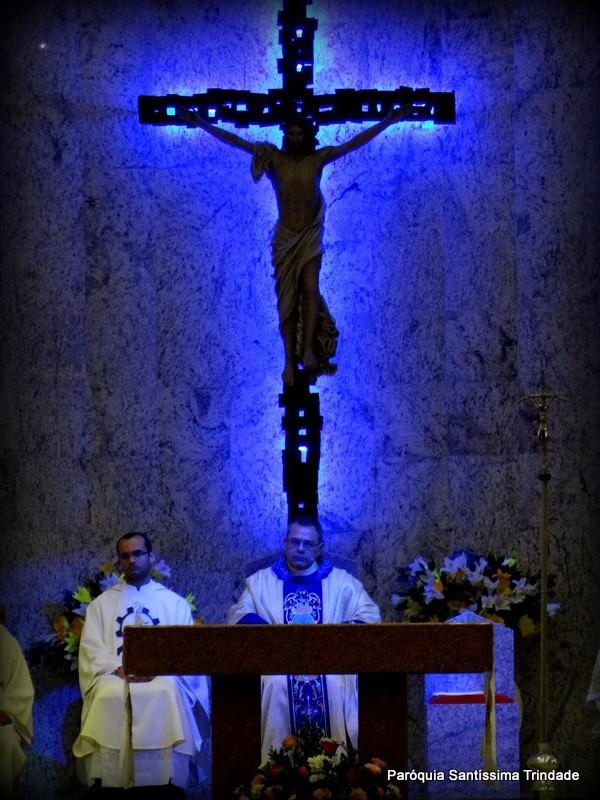 Missa em Ação de Graças pelos 10 anos de Ordenação Presbiteral Pe. Gilberto