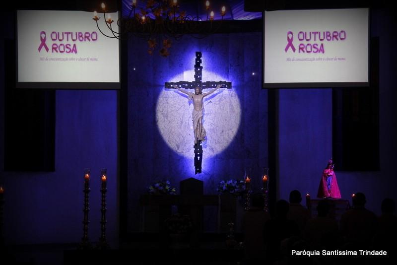 Outubro Rosa – Missa de Ação de Graças – 2014