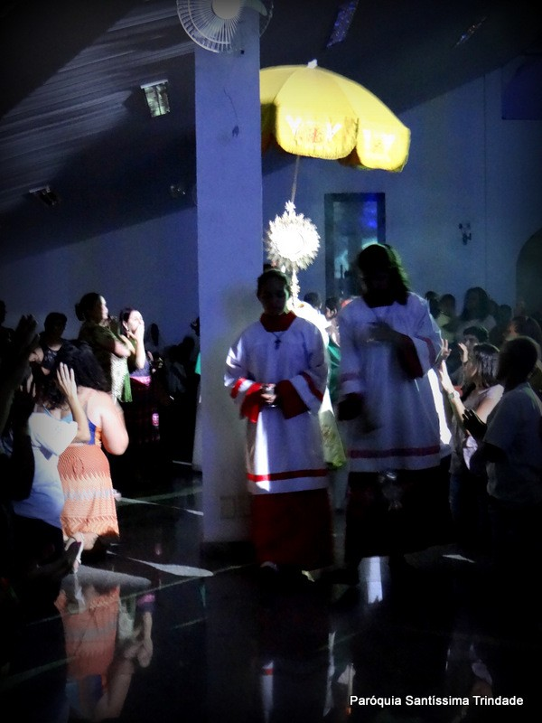Cerco de Jericó 2014 – 2º Dia – Pe: Maico