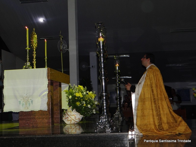 Cerco de Jericó 2014 – 7º Dia – Padre Ricardo Nunes