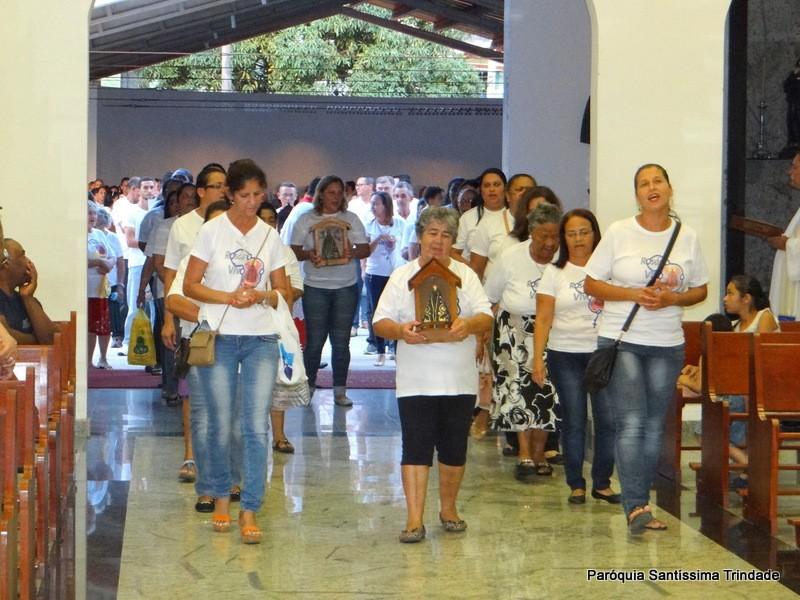 Solenidade da Imaculada Conceição e Renovação do Movimento Rosário-Vivo