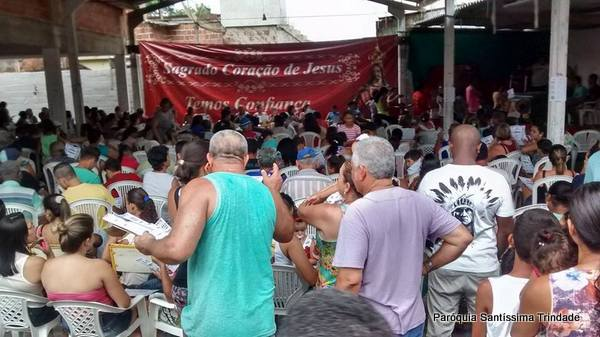 Bingo da Comunidade do Sagrado Coração de Jesus Monsuaba Festeiros 2015