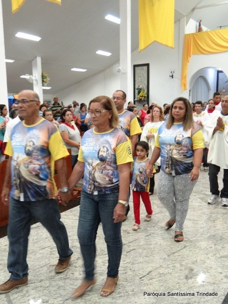 II Dia da Novena de São José Operário – Village