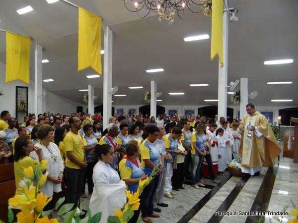 I Dia da Novena de São José Operário – Village