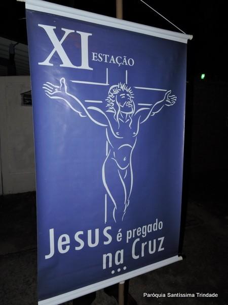 Via – Sacra Paroquial.