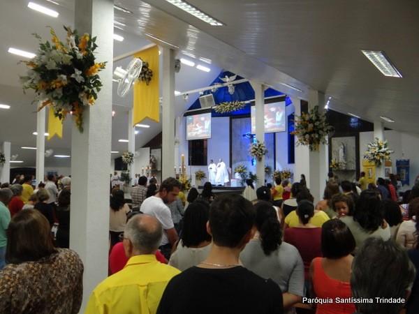 V Dia da Novena de São José Operário – Village