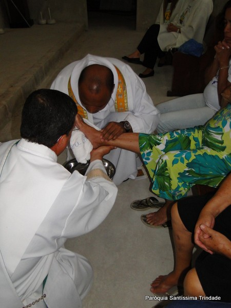 Ceia do Senhor – Comunidade do Sagrado Coração de Jesus – Monsuaba