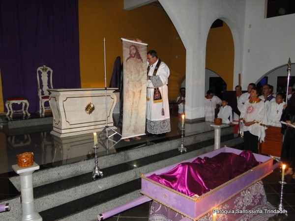 Paixão e Morte do Senhor