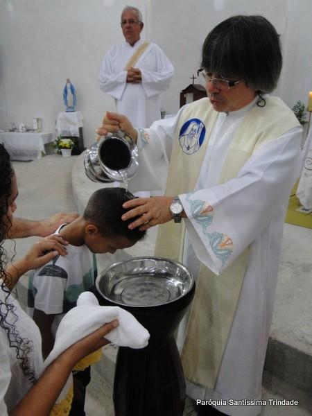 Vigília Pascal – Comunidade do Sagrado Coração de Jesus – Monsuaba