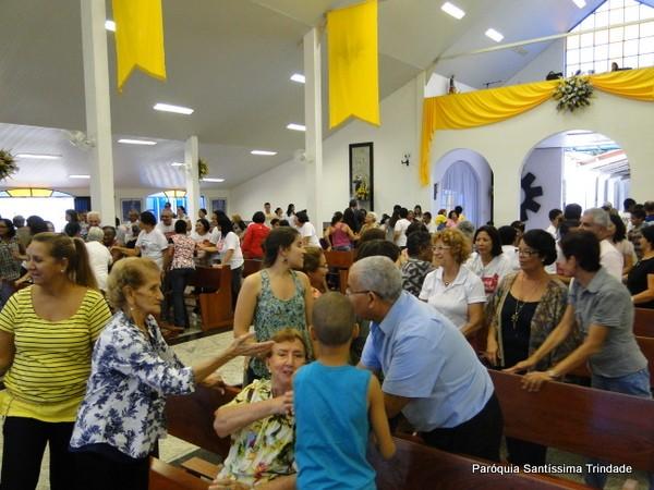 Missa da Saúde – Comunidade de São Jose Operário
