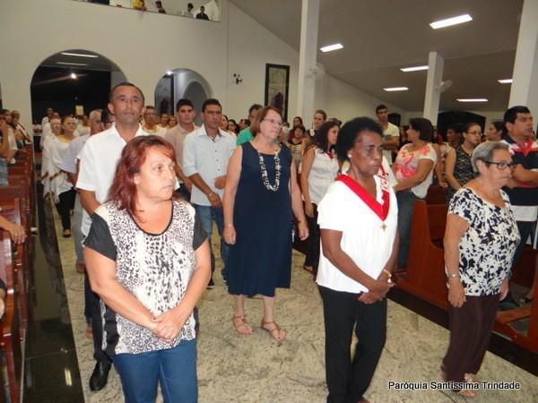 Ceia do Senhor – Comunidade de São José Operário – Village