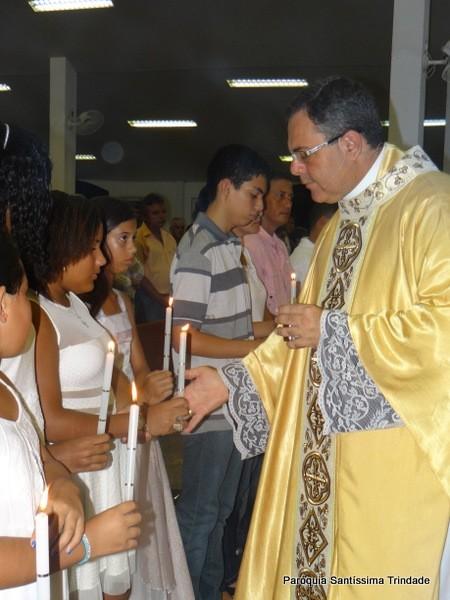 Vigília Pascal – Comunidade de São José Operário – Village