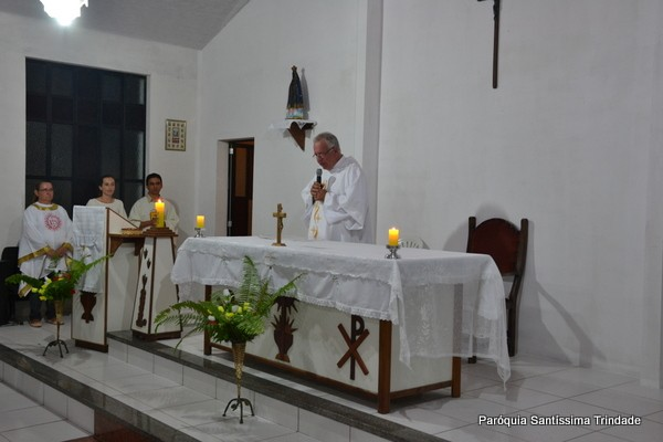 I° Dia do Tríduo de São Jorge – Caputera II