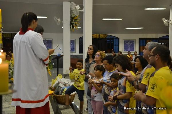 VI Dia da Novena de São José Operário – Village