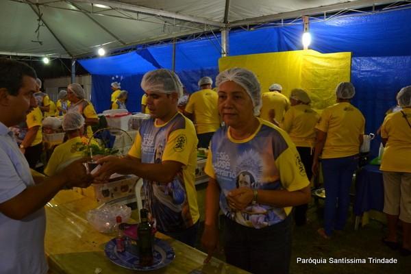 III Dia da Novena de São Jose Operário – Village