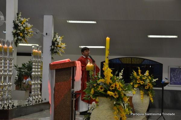 IV Dia da Novena de São José Operário