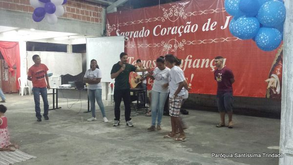 Sabadão Jovem – Comunidade do Sagrado Coração de Jesus – Monsuaba