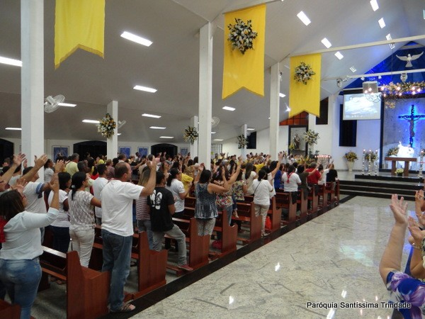 VII Dia da  Novena de São José Operário – Village