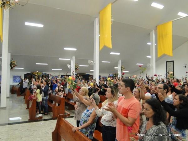 Missa de Santa Rita de Cássia