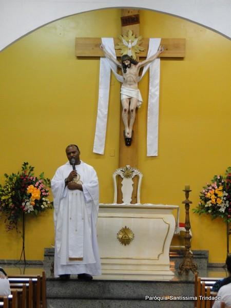 I Dia do Tríduo da Santíssima Trindade