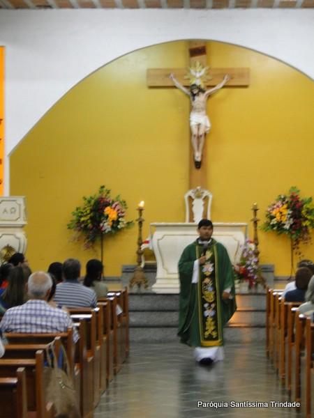 II Dia do Tríduo da Santíssima Trindade