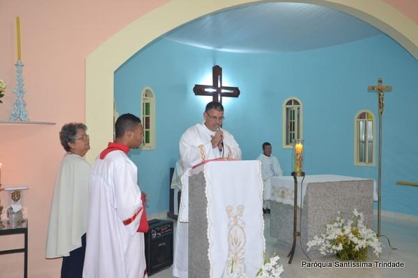 Solenidade de Nossa Senhora de Fátima Comunidade da Água Santa