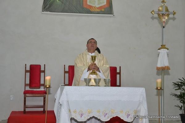 Solenidade da Ascensão do Senhor e Levantamento do Mastro da Festa do Sagrado Coração de Jesus