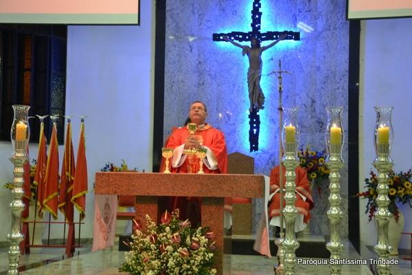 Missa de Pentecostes e Envio de Novos Leitores da Paróquia