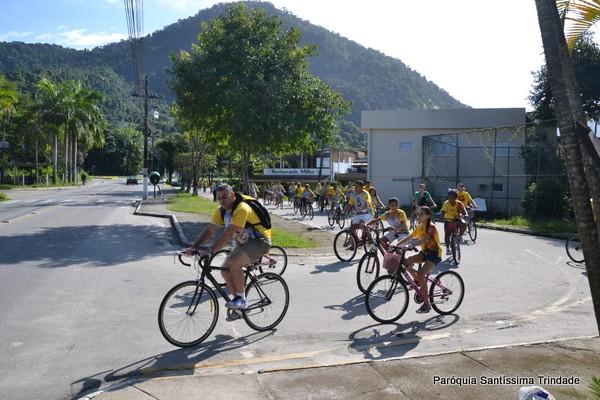 Passeio Ciclístico de São José