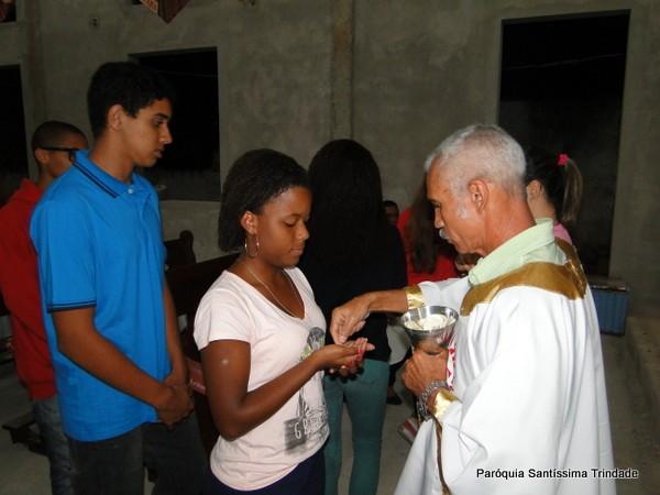 IV Dia da Novena do Sagrado Coração de Jesus – Monsuaba