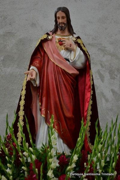 VI Dia da Novena do Sagrado Coração de Jesus – Monsuaba