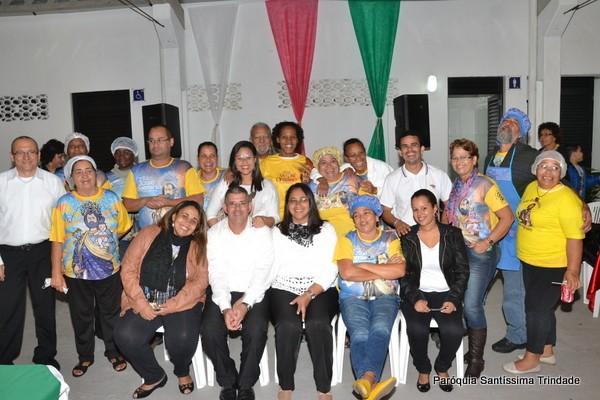 Noite de Massas na Comunidade de São José Operário – Village