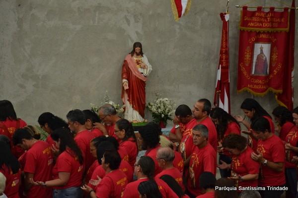 I° Dia da Novena do Sagrado Coração de Jesus – Monsuaba