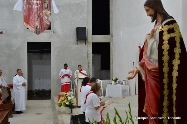 VII Dia da Novena do Sagrado Coração de Jesus – Monsuaba