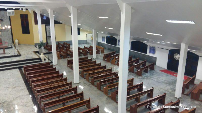 Retorno ao Espaço Litúrgico na Igreja de São José Operário – Village