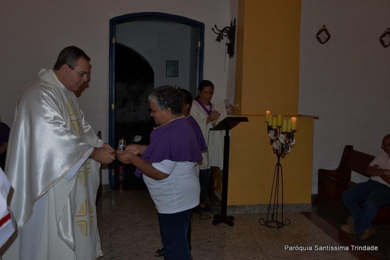 Setenário de Nossa Senhora das Dores Matriz Santíssima Trindade