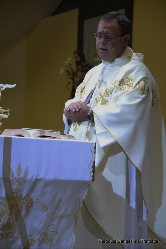 3° Dia da visita da Imagem Peregrina de Nossa Senhora Aparecida em nossa Paróquia