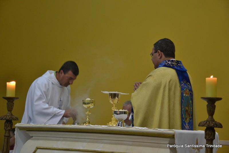Natividade de Nossa Senhora e Aniversário de Ordenação Sacerdotal do Pe. Gilberto