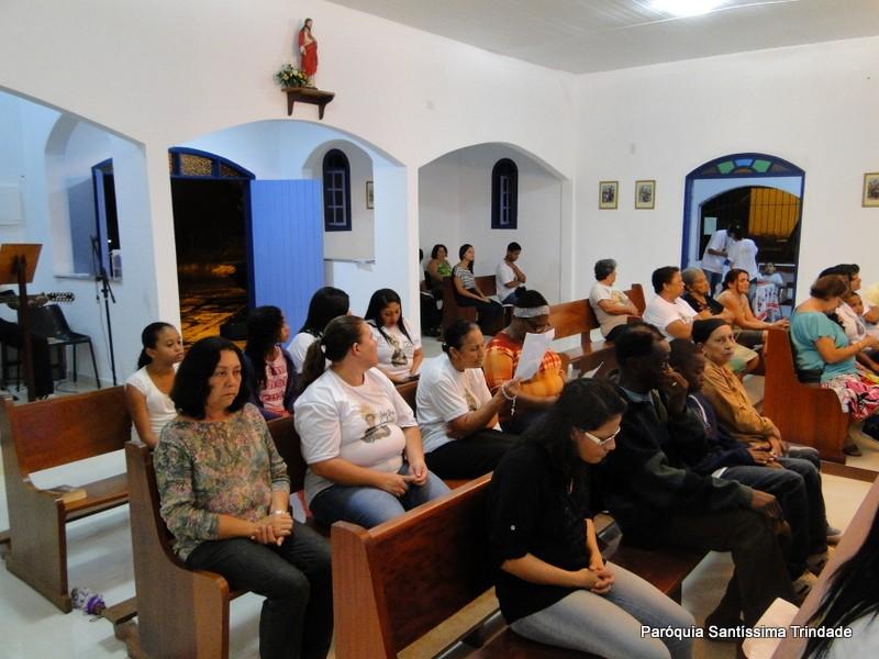3 Dia do Tríduo de São Frei Galvão Lambicada
