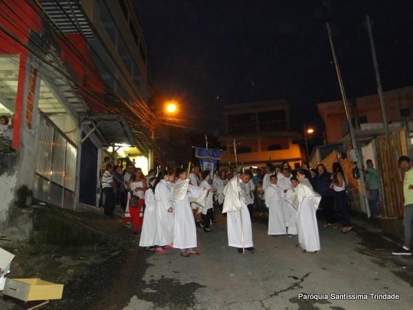 9° Dia da Novena de Nossa Senhora do Rosário Camorim Grande