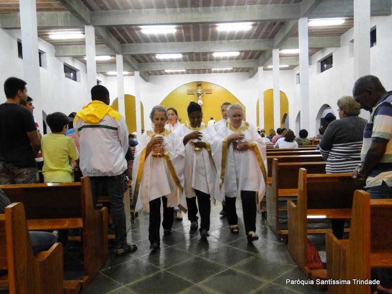 Aniversário de Ordenação Diaconal dos diáconos Domingos e Ednaldo