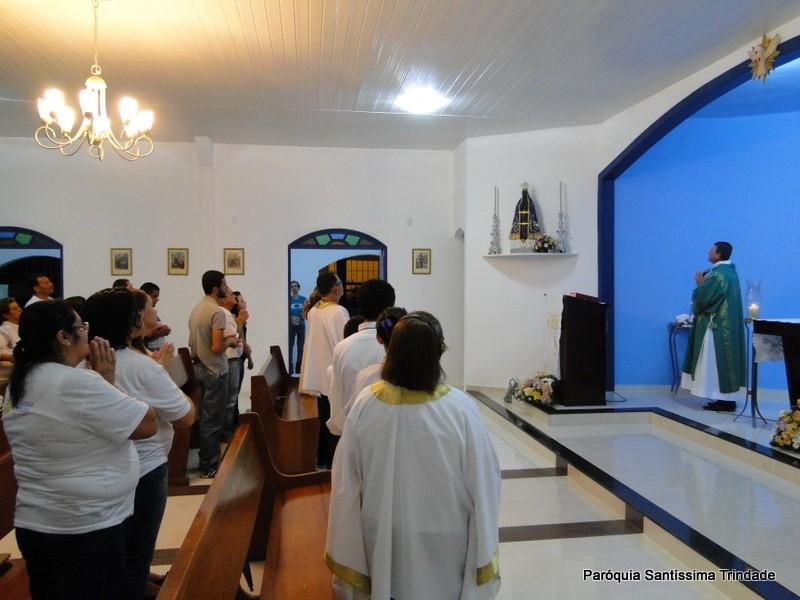 1 Dia do Tríduo de São Frei Galvão Lambicada