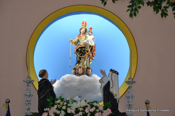 3° Dia da Novena de Nossa Senhora do Rosário Camorim Grande