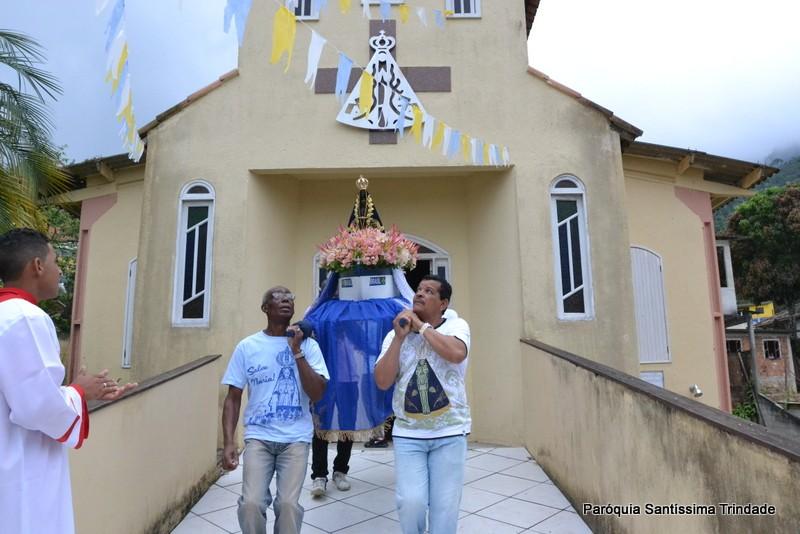 Procissão Terrestre de Nossa Senhora Aparecida