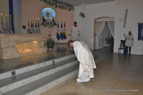 5° Dia da Novena de Nossa Senhora do Rosário Camorim Grande
