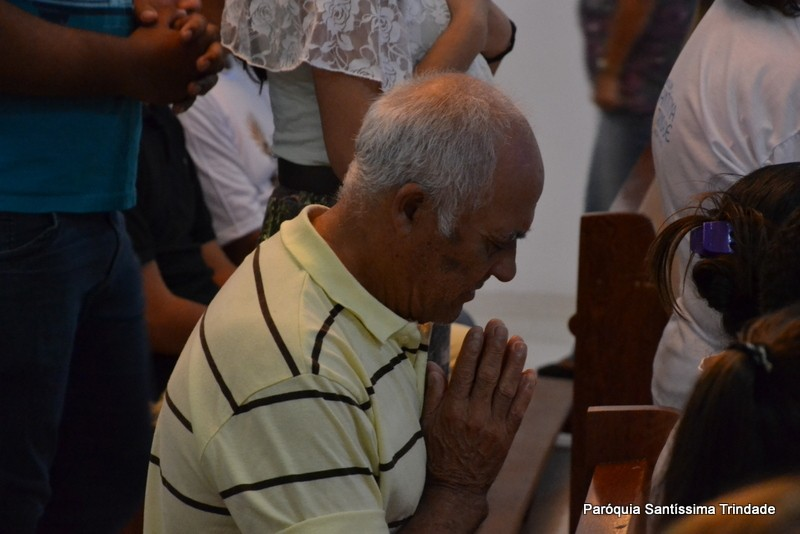 2 Dia do Tríduo de São Frei Galvão Lambicada