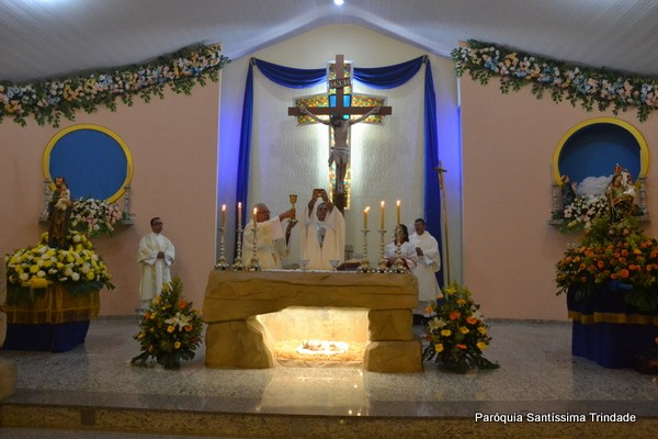Memória de Nossa Senhora do Rosário Camorim Grande