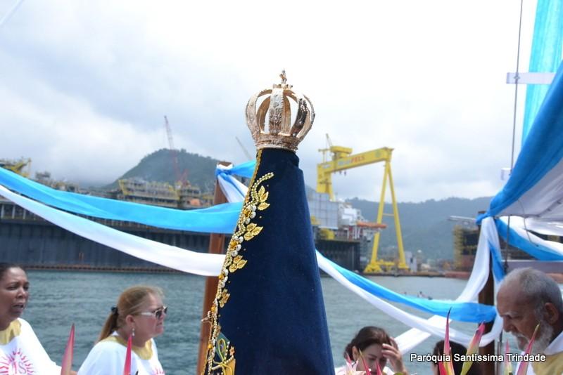 Procissão Marítima de Nossa Senhora Aparecida